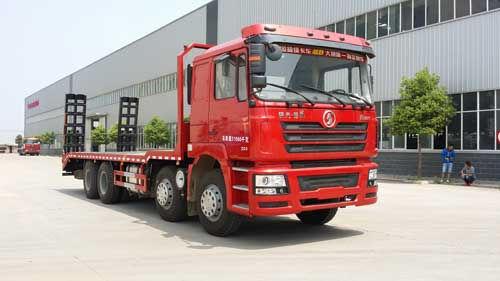 陕汽CLQ5311TPB4SX型平板运输车