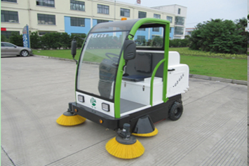 程力LTF-1800智能式扫地机