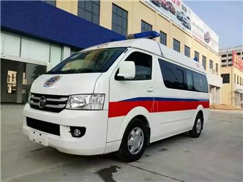国五福田G7运输型救护车